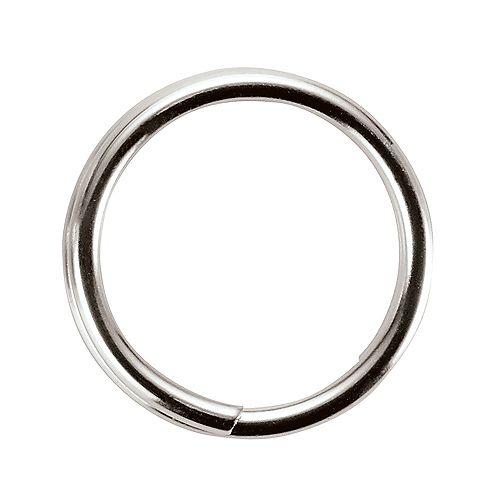 2 -inch 2 lb. Lanyard Split Ring (5-Piece)