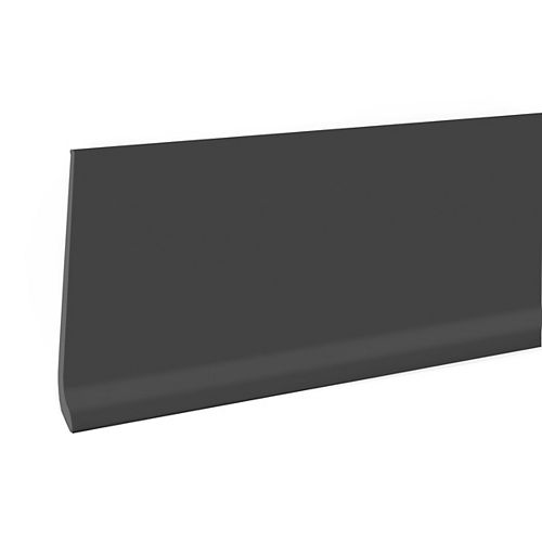 4-inch Vinyl Wall Base Black (36 boxes of 120 ft. rolls)