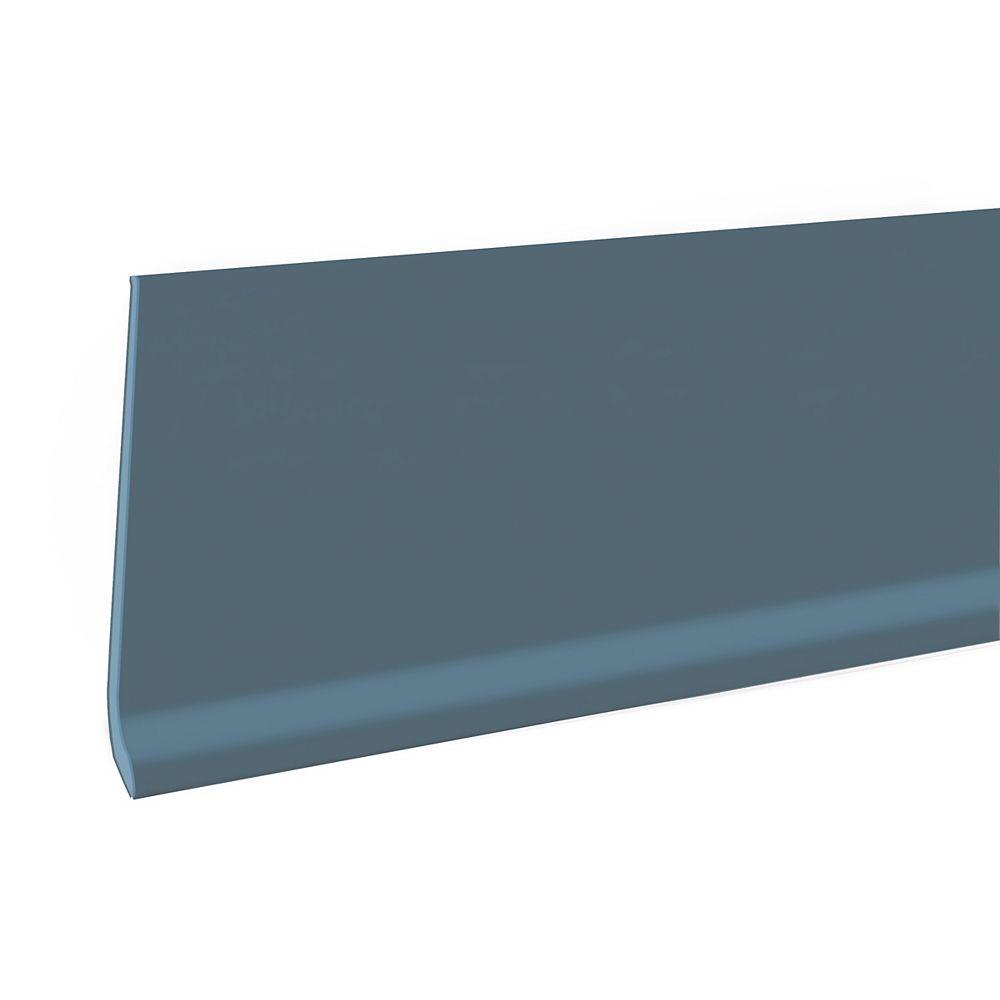 Shur Trim Loxcreen 4-inch Vinyl Wall Base - 120 ft. - Windsor Blue