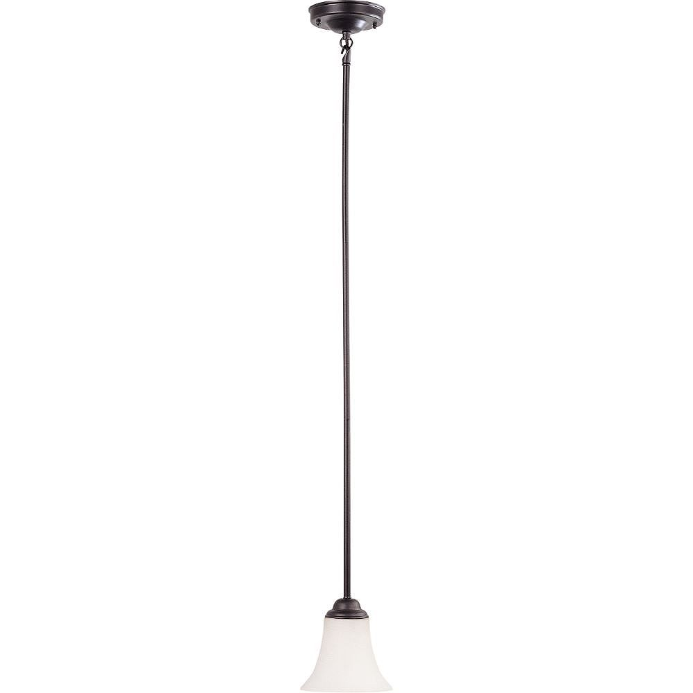 Filament Design 1-Light Dark Chocolate Bronze Pendant - 42 inch
