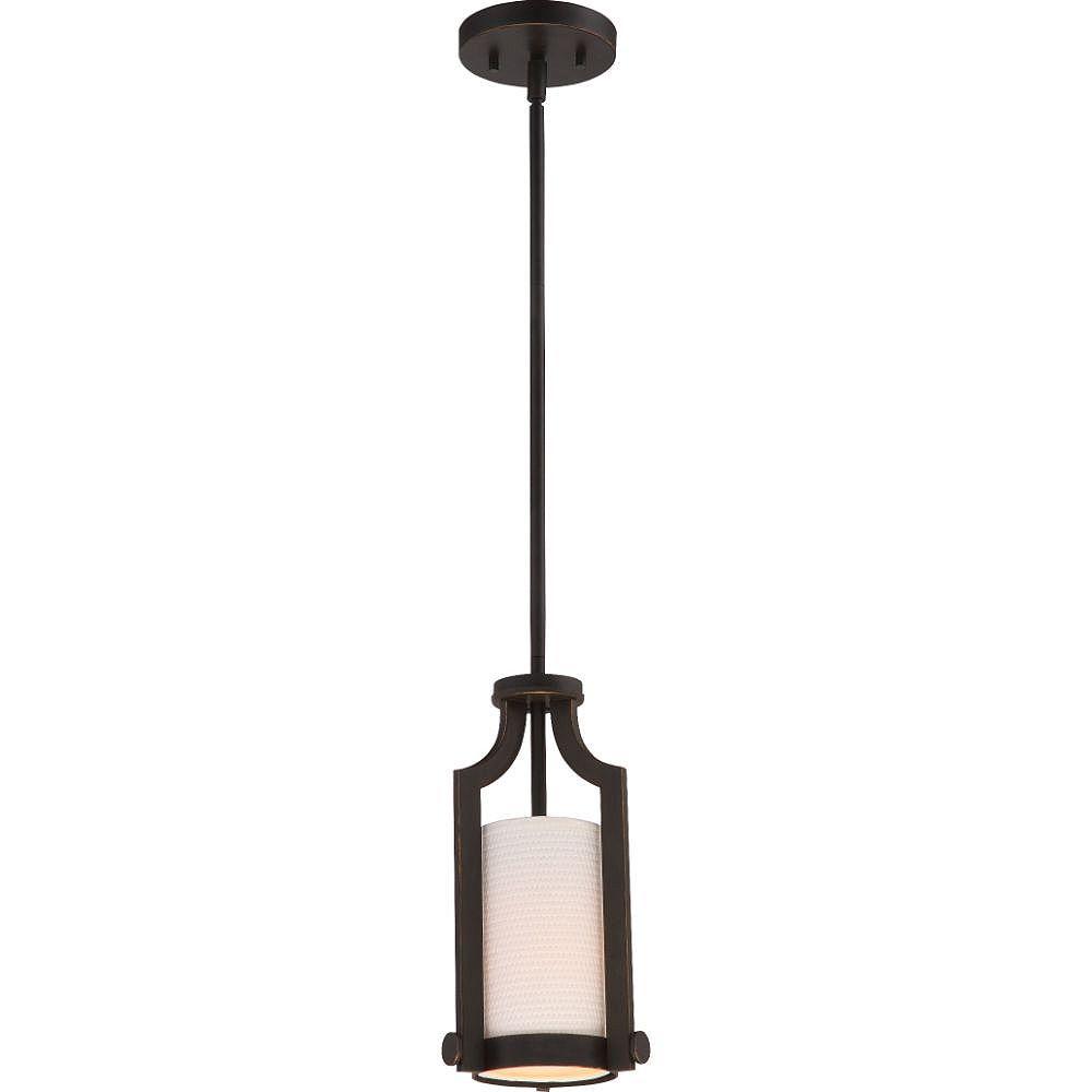 Filament Design 1-Light Russet Bronze Pendant