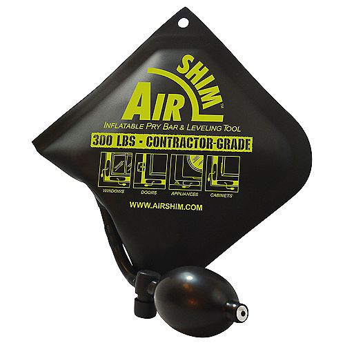 Calculated Industries AirShim Inflatable Pry Bar and Leveling Tool