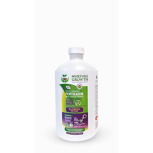 Home Depot 500ml All Purpose Organic Fertilizer