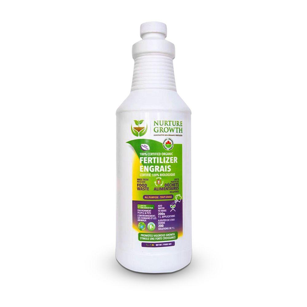 Home Depot 1000ml All Purpose Organic Fertilizer