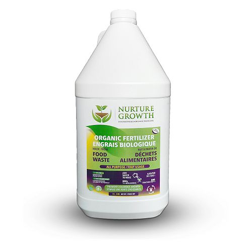 Home Depot 4000ml All Purpose Organic Fertilizer