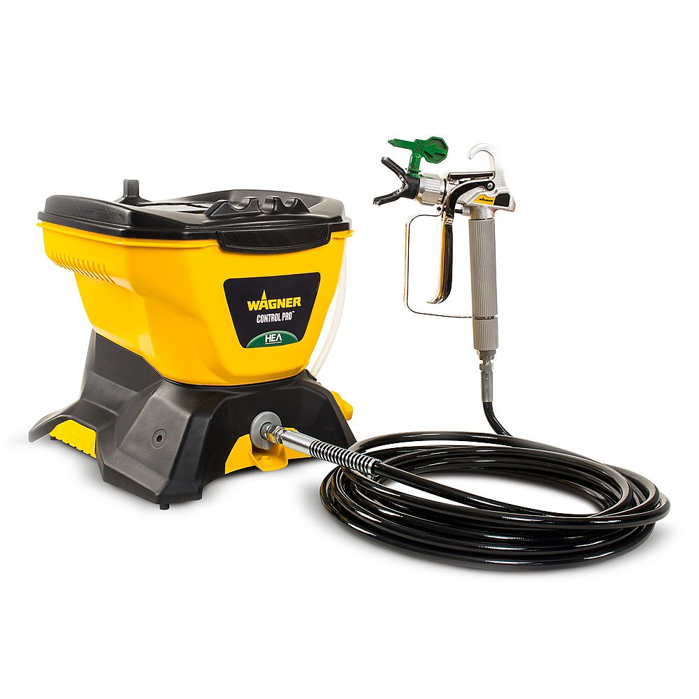 Wagner Wagner Control Pro 130 Power Tank Airless Stand Paint Sprayer