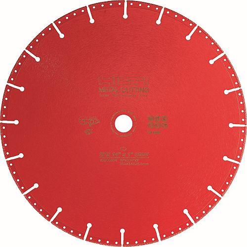 14 in. x 1 in. SPX Diamond Metal Cutting Blade