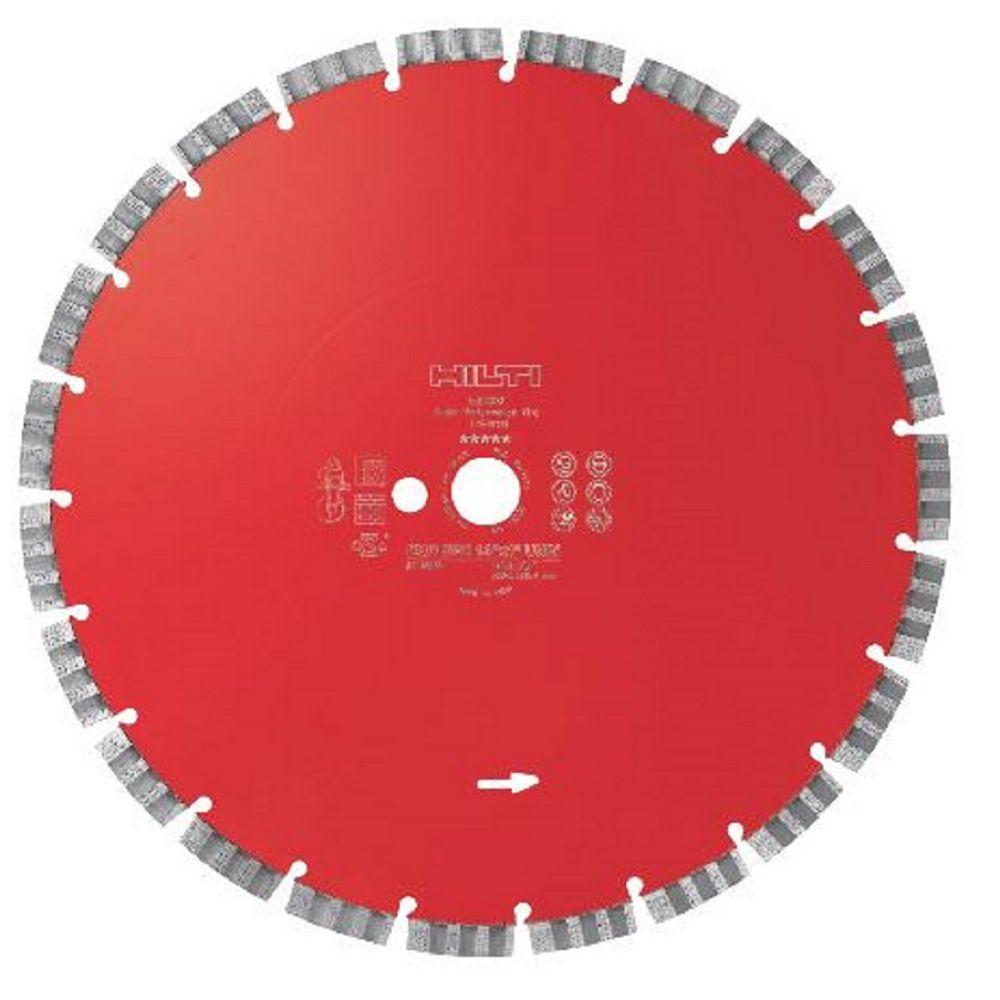 Hilti 14 in. x 1 in. EQD SPX Universal Segmented Diamond Blades