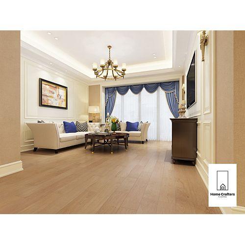 Stockhlm Sample 3/4 x 6 1/2-inch Engineered Hardwood Flooring (23.11 sq. ft./ case)