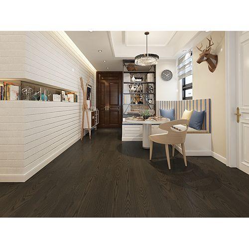 Red Oak Hidden Valley 3/4-inch Thick x 6 1/2-inch Width Engineered Hardwood Flooring (23.11 sq. ft. / case)