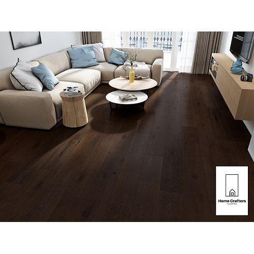 White Oak Tucana 3/4 x 8 1/2-inch Engineered Hardwood Flooring (20.84 sq. ft./ case)