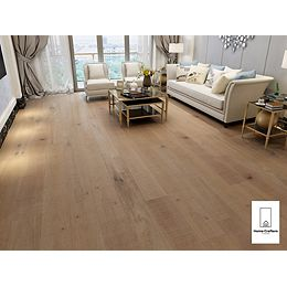 White Oak Autumn Blush 3/4 x 8 1/2-inch Engineered Hardwood Flooring (20.84 sq. ft./ case)