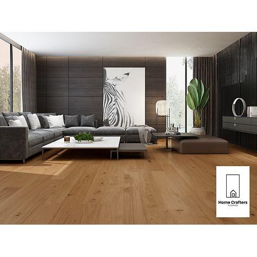 White Oak Tiramisu 3/4 x 8 1/2-inch Engineered Hardwood Flooring (20.84 sq. ft./ case)