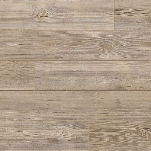 Sample - Clean Edge Maple Luxury Vinyl Flooring, 5-inch x 6-inch