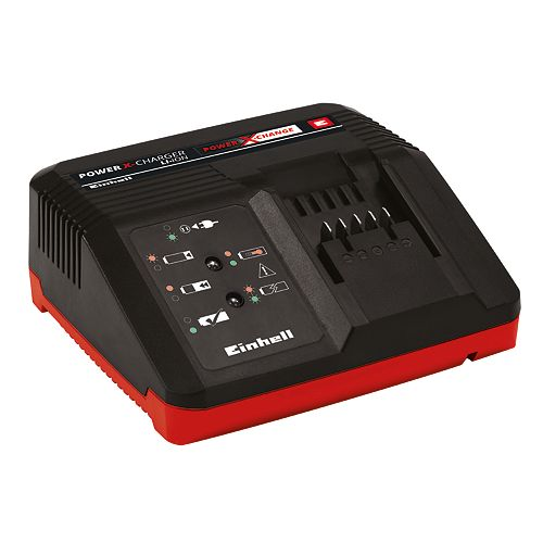 Einhell Power X-Change 18-Volt 3-Amp Lithium-Ion Fast Battery Charger Station