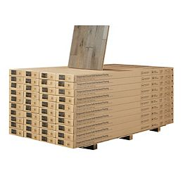 French Oak Solana 3/4-inch Thick X 5-inch Wide Solid Hardwood Flooring (904 sq. ft./pallet)