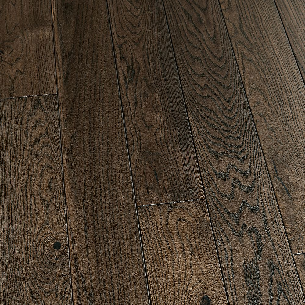 Malibu Wide Plank French Oak Boca Raton 3/4 in. Thick x 5 in. Wide Solid Hardwood Flooring (22.60 sq. ft./case)