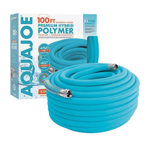 Hybrid Polymer FLEX Kink Free Hose-5/8 In-100 Ft.