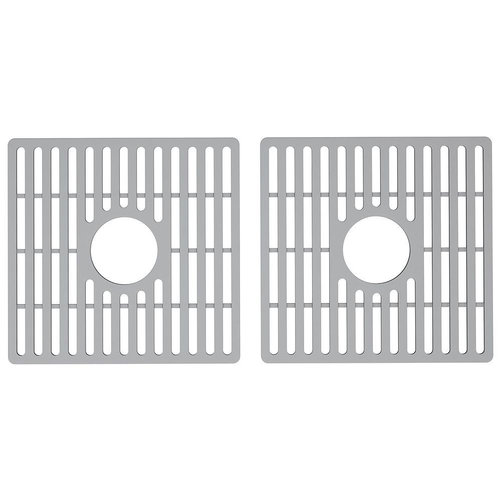 VIGO 15.125 in. x 14.75 in. Kitchen Sink Bottom Grid