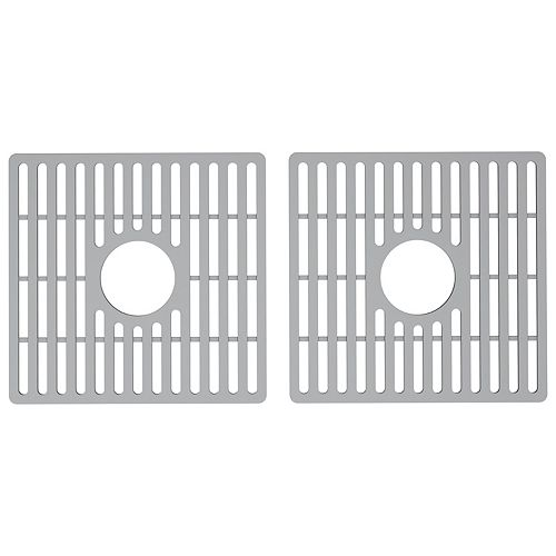 VIGO 15.125 in. x 14.75 in. Kitchen Sink Bottom Grid