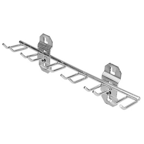 8-1/8 In. W with 3/4 In. I.D. Stainless Steel Multi-Prong Tool Holder