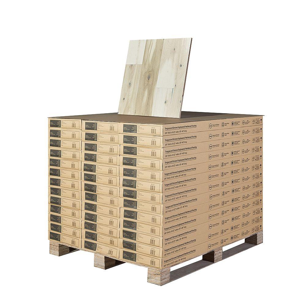 Malibu Wide Plank Acacia Coronado 3/8-inch Thick x 6.5-inch Wide Engineered Hardwood Flooring (997.21 sq.ft./pallet)
