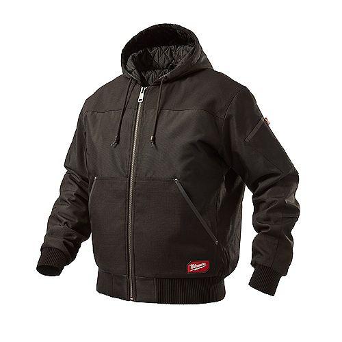 Milwaukee Tool GRIDIRON Hooded Men's Jacket Large
