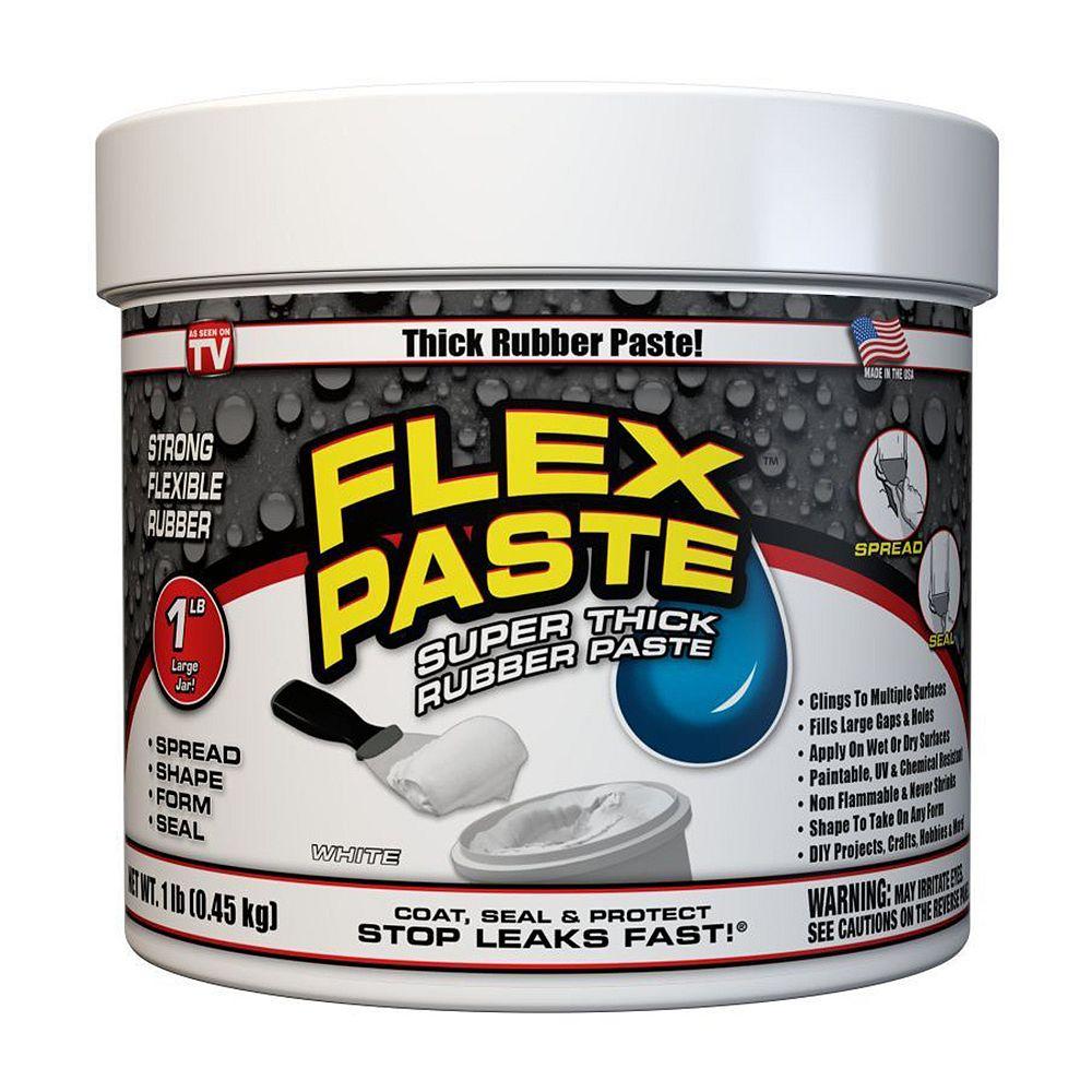 Flex Paste Flex Paste White 1 LB
