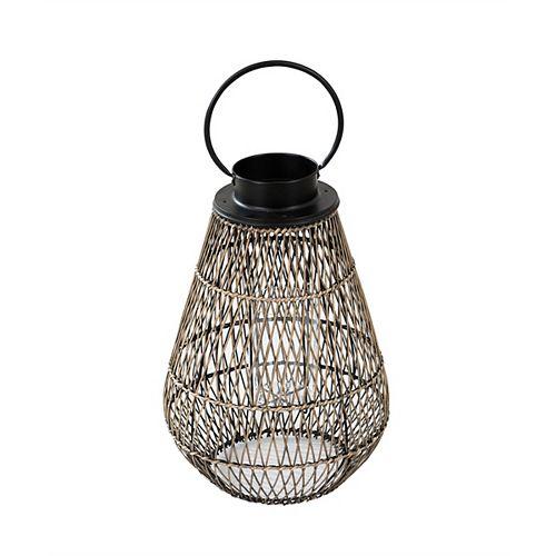 Grande Lanterne En Bambou