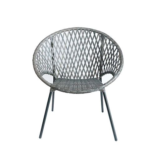 Round Stack Chair