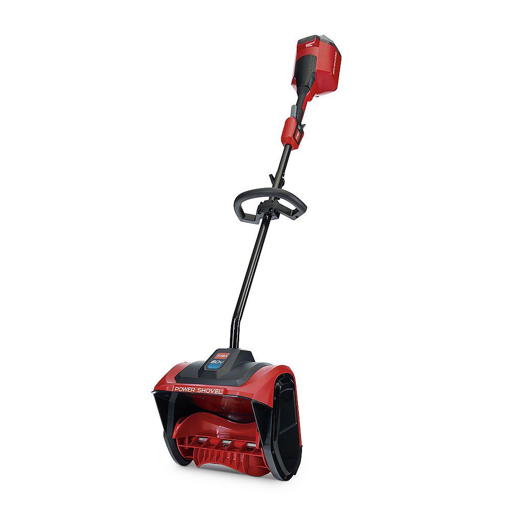 Toro 12-inch 60V Battery Cordless Electric Snow Shovel (Bare-Tool)