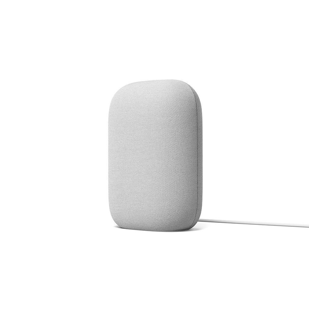 Google Nest Audio Smart-Lautsprecher in Chalk