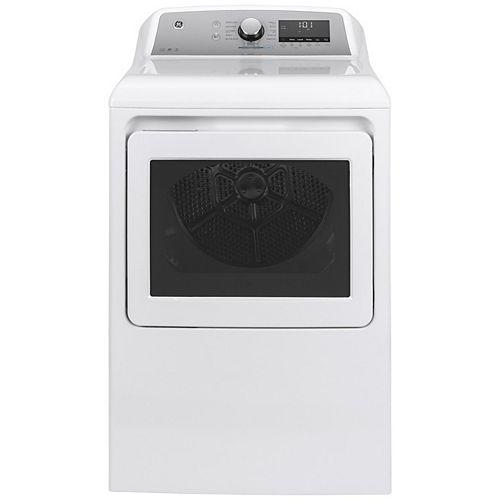 7.4 pi.cu. Capacité, sèche-linge électrique avec connexion WiFi - blanc