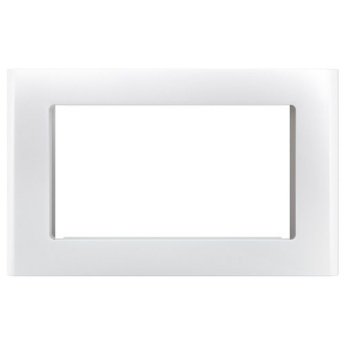 Ensemble de garniture intégré de 27 po en option - blanc mat