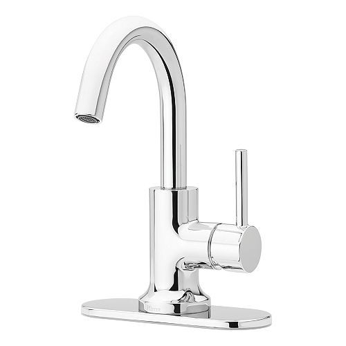 Zeelan Single Control Faucet in Polished Chrome