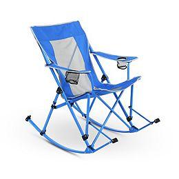 Chaise Bercante Pliante Compacte