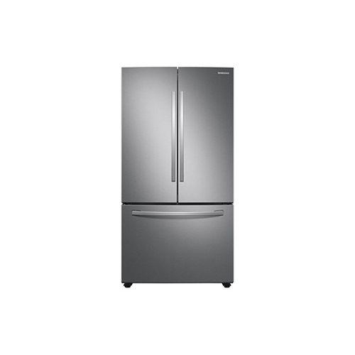 36-inch 28.2 cu. ft. French Door Refrigerator in Fingerprint Resistant Stainless Steel, Standard Depth - ENERGY STAR®