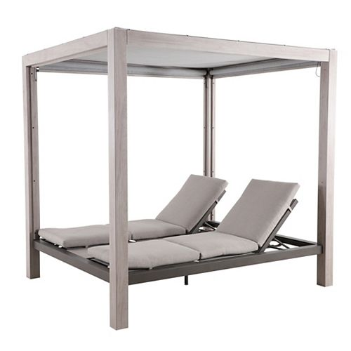 Coco Grove Patio Chaise Daybed