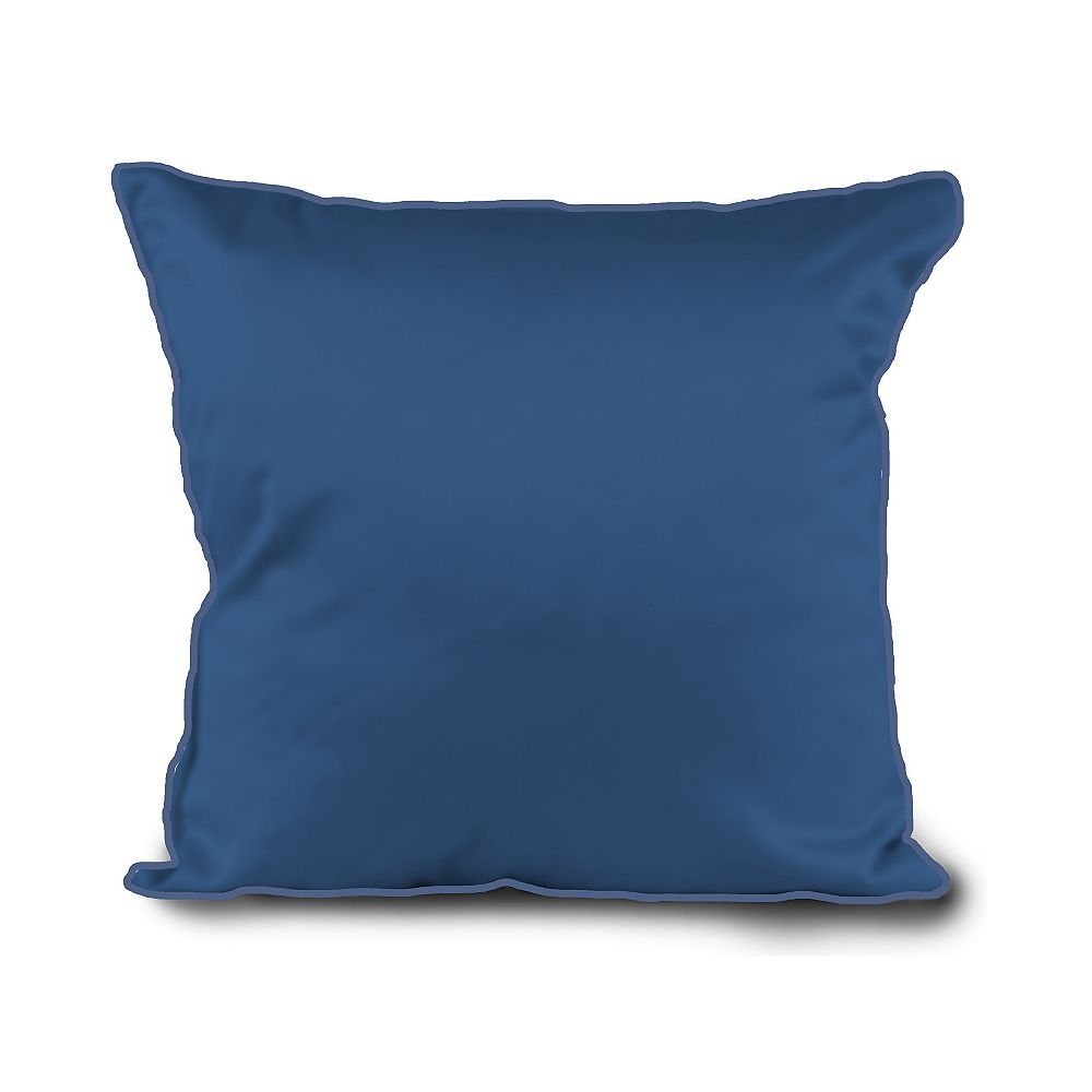 STYLEWELL 20-inch Outdoor Throw Pillow in Bijoux Blue (2-Pack)