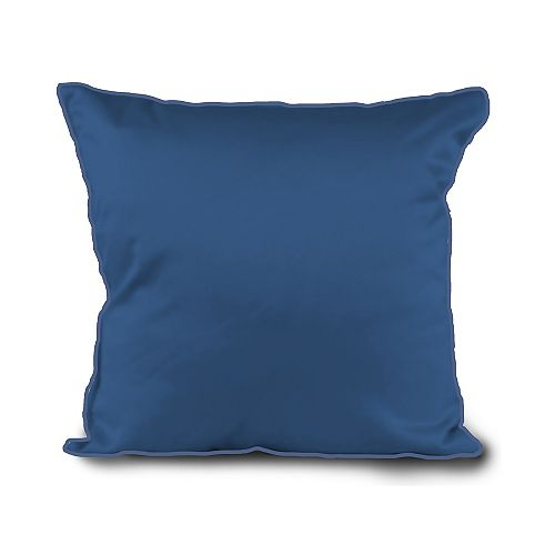 Oreiller bleu Bijou de 20 po (paquet de 2)