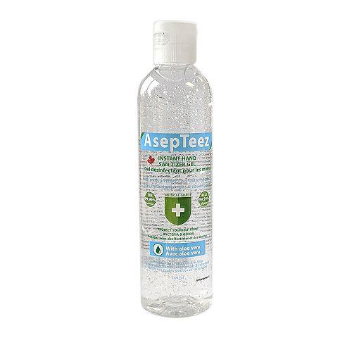 Ceramabryte Asepteez Instant Hand Sanitizer Gel