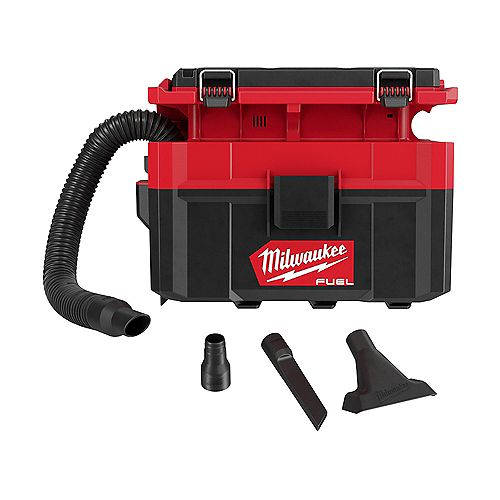 M18 FUEL PACKOUT 18V Lithium-Ion Cordless 2.5 Gal. Wet/Dry Vacuum (Tool-Only)