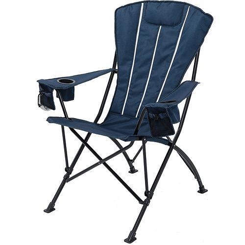 Folding Andirondack Chair - Navy