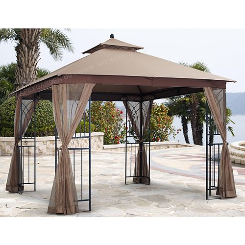 Harmony 10 ft. x 10 ft. Gazebo