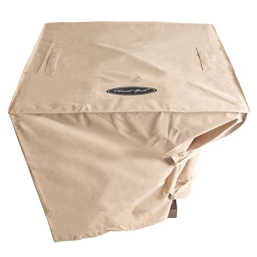Small Square Gas Fire Pit Cover