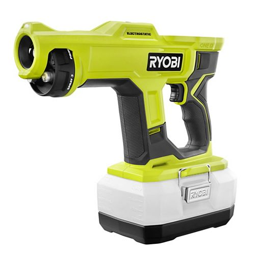 18V ONE+ Cordless Handheld Electrostatic Sprayer (Tool Only)