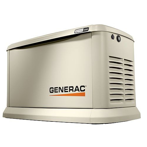 Guardian 24kW Automatic Home Standby Generator Wi-Fi Enabled