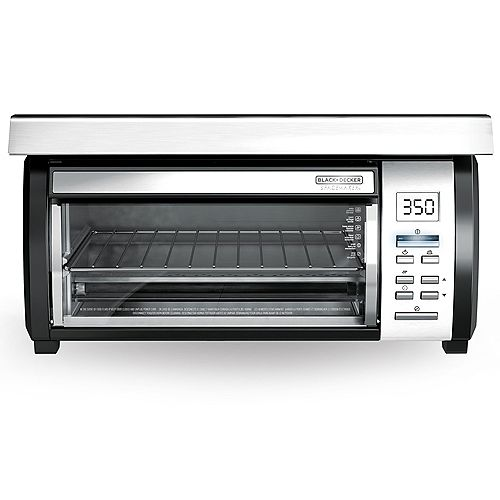 Under-Counter 4-Slice Toaster Oven