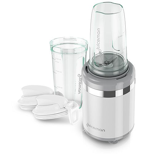 Juiceman Express Whole Juicer with 2 Juicing Cups