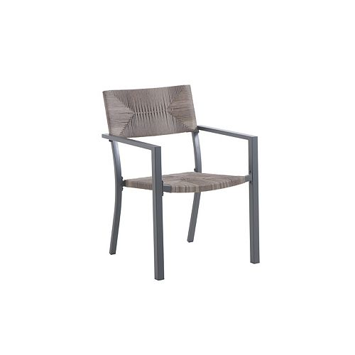 Mix & Match All-Weather Wicker Stacking Patio Dining Chair